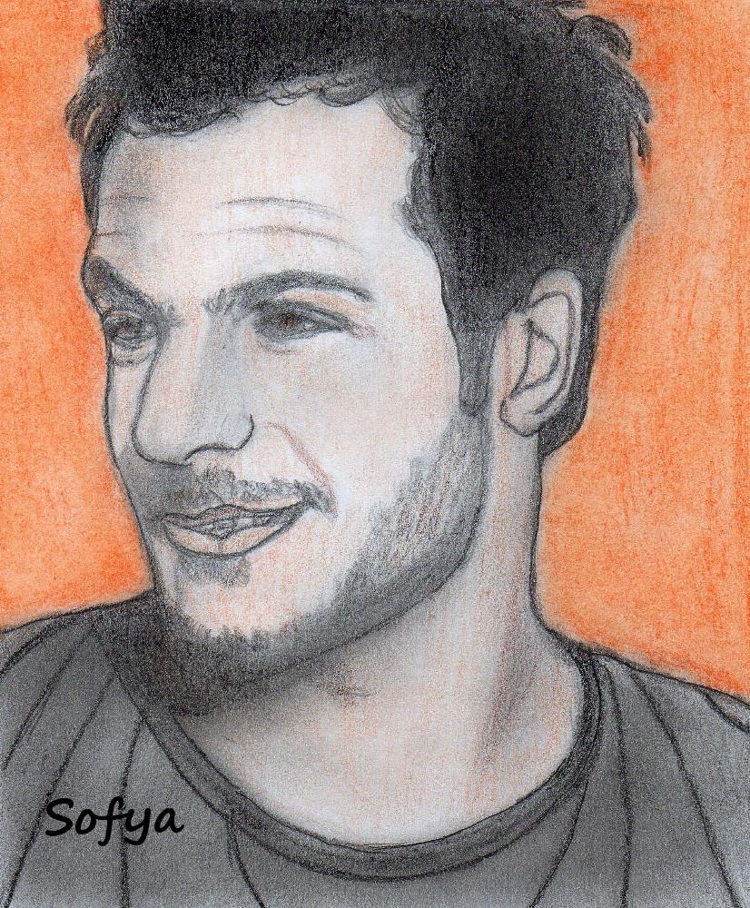 Amir Haddad by Sofya